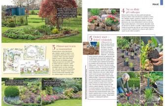 Speciál Plánujeme zahradu